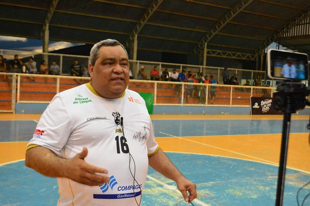 Prefeito Mazinho Serafim, em entrevista a imprensa local