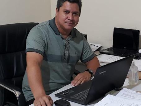Juza Bispo assume a Secretaria Municipal de Meio Ambiente