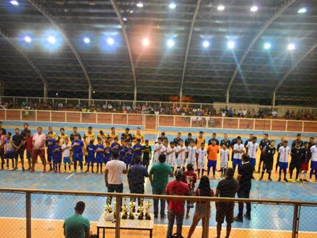 Prefeitura de Sena Madureira conclui Copa de Futsal Júnior com sucesso
