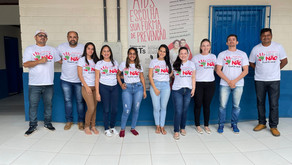 Secretaria de Saúde realiza blitz educativa em alusão sobre o combate e prevenção à Sífilis