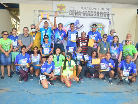 Sucesso Total: Prefeitura realiza primeira corrida de Rua Mamedio Bittar