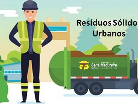 Edital 2019 Referente a Gestão de Resíduos Sólidos Urbanos