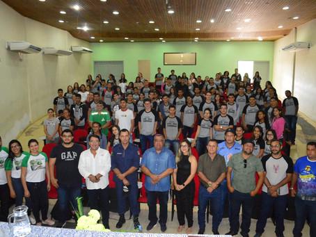 Com o tema Lixo Zero: Prefeitura abre o I Seminário de Meio Ambiente em Sena Madureira
