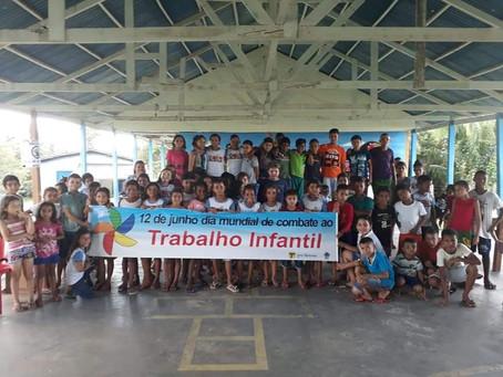 Prefeitura e Conselho Tutelar apresentam ações de combate ao trabalho infantil no município