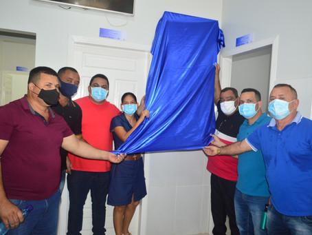 Após reforma: Prefeitura realiza reinauguração da Unidade Básica de Saúde Ricciotti Tamburini