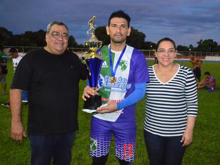 Florentino vence Cafezal por 3x0 e é campeão municipal de futebol de campo