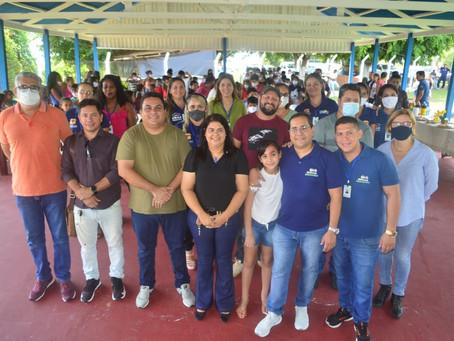 Prefeitura realiza evento de reinauguração do Serviço de Convivência e Fortalecimento do Vínculo