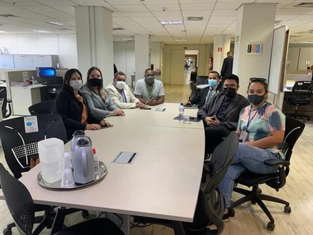 No Ministério da Saúde: Mazinho Serafim trata sobre a liberação de recursos para Sena Madureira