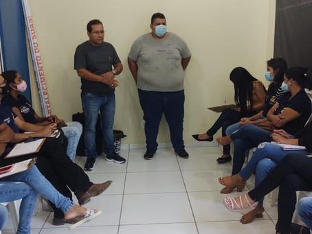 Prefeitura oferece curso de capacitação para entrevistadores do Cadúnico