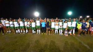 Florentino e Força Jovem são campeões da Copa da Floresta Hermano Filho 2019