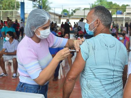 Prefeitura realizará ação no próximo sábado (01), para aplicar segunda dose da vacina anti-covid