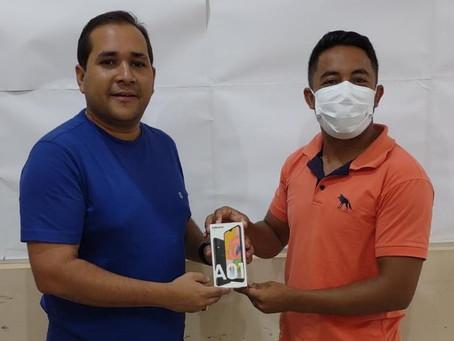 Secretaria Municipal de Cidadania entrega smartphone e ar-condicionado para o Conselho Tutelar