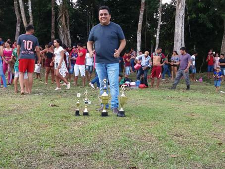 Prefeitura conclui campeonato na Reserva Cazumbá e promove ações do programa Saúde Ribeirinha