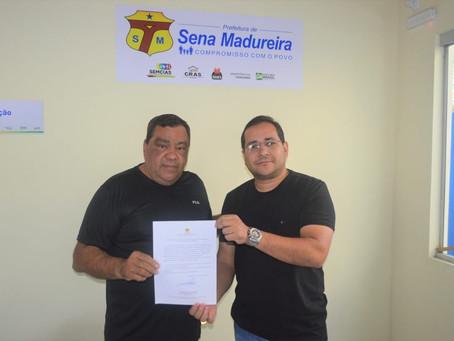 Prefeitura adere ao Sistema Nacional de Promoção À Igualdade Social
