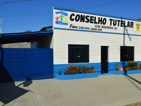 Após reforma, prefeitura entrega novo prédio do Conselho Tutelar de Sena Madureira