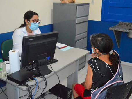 Prefeitura já ofertou mais de 1.300 atendimentos de saúde aos moradores da zona rural
