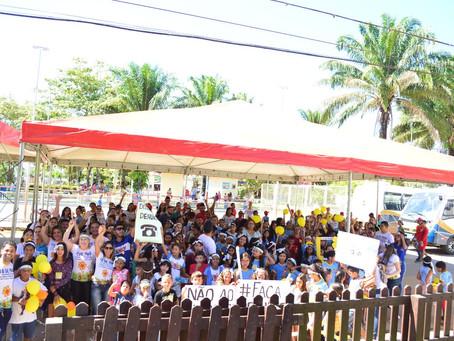 Prefeitura promove apresentação cultural em alusão ao dia de combate ao abuso e exploração sexual