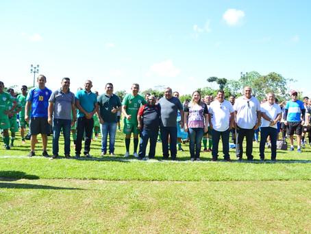 Copa Liga Master é aberta oficialmente em Sena Madureira