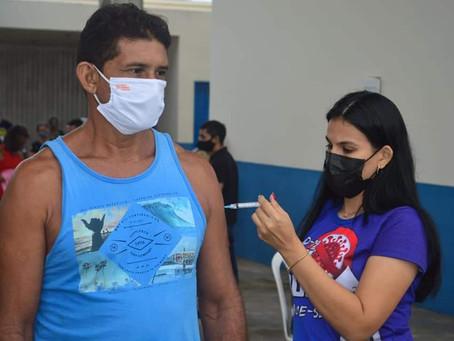 Com quase 100% de aplicação vacinal, Sena Madureira está em terceiro no ranking estadual