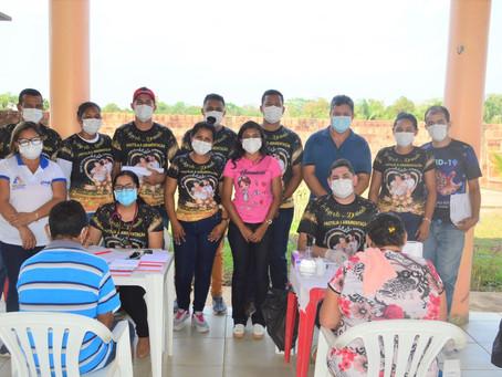 Prefeitura oferta atendimentos de saúde aos moradores que residem próximo ao Lixão Municipal