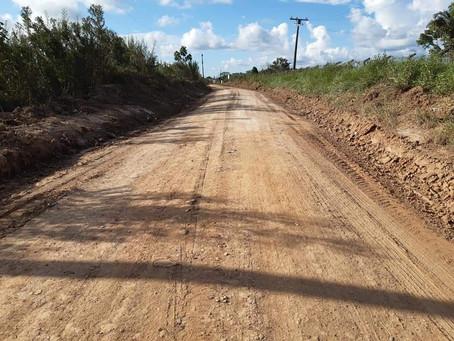 Prefeitura já reabriu mais de 1.000 km de ramais em Sena Madureira neste início de verão