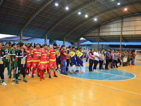 Sena Madureira sedia abertura do Campeonato Estadual de Futsal 2019