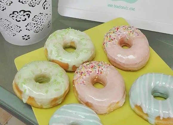 Donuts temáticos