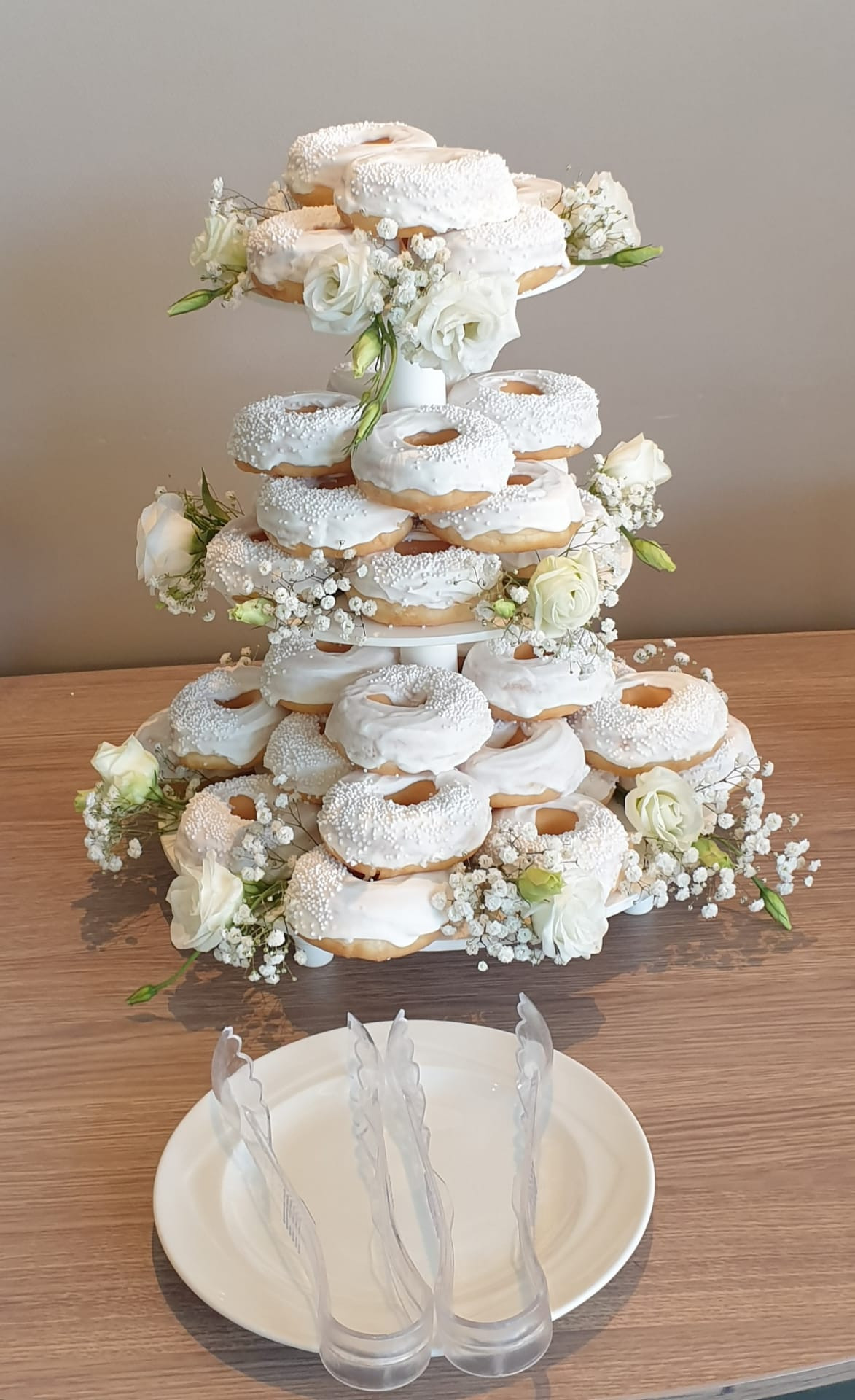 Torre de donuts