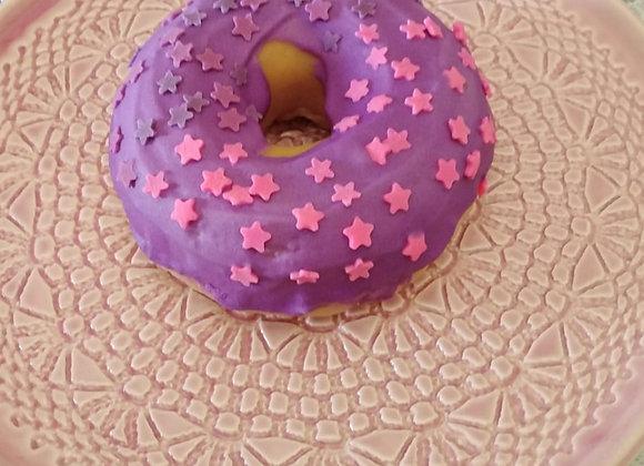 Donut de maracujá