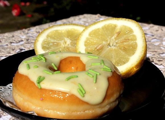 Donut de limão