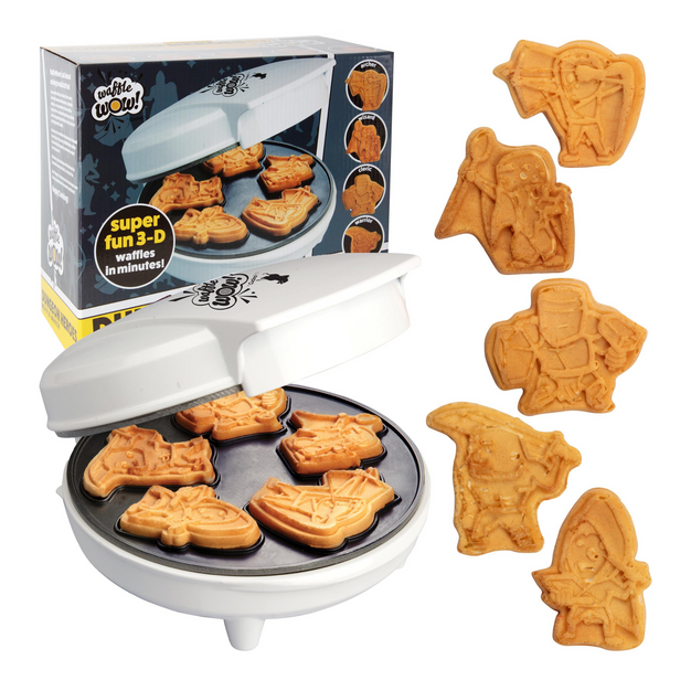 DUNGEON HEROES WAFFLE MAKER