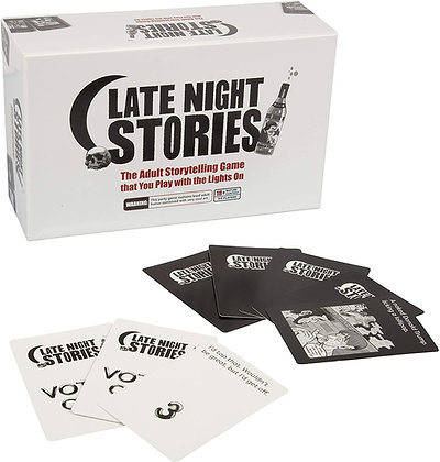 SCS Direct Late Night Stories - The Hysterical Adult Storytelling Party Game