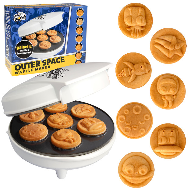 NEW! | OUTER SPACE WAFFLE MAKER