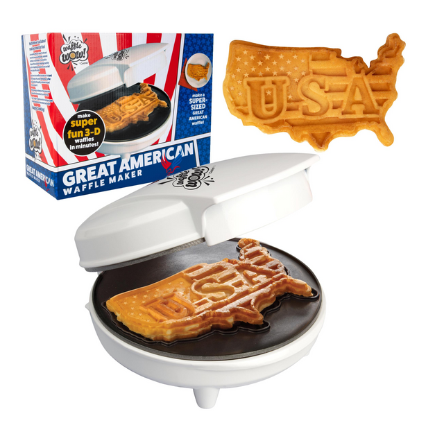 GREAT AMERICAN WAFFLE MAKER