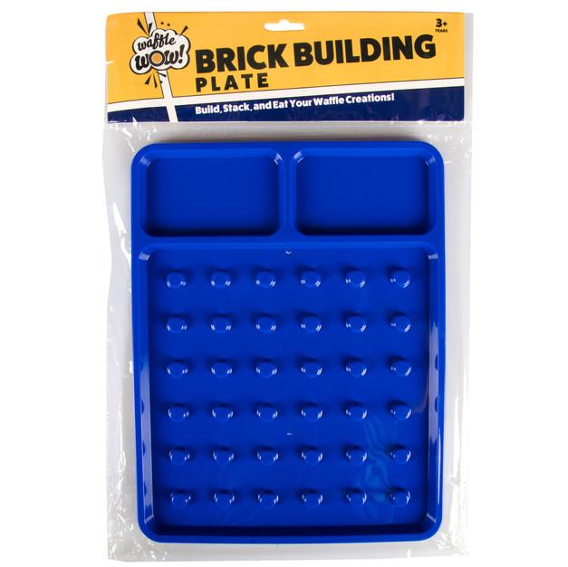 BRICK BUILDING PLATE