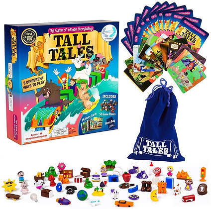 SCS Direct, Tall Tales Story Telling Board Game