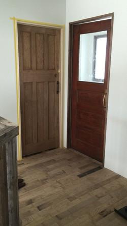 Doors and doors