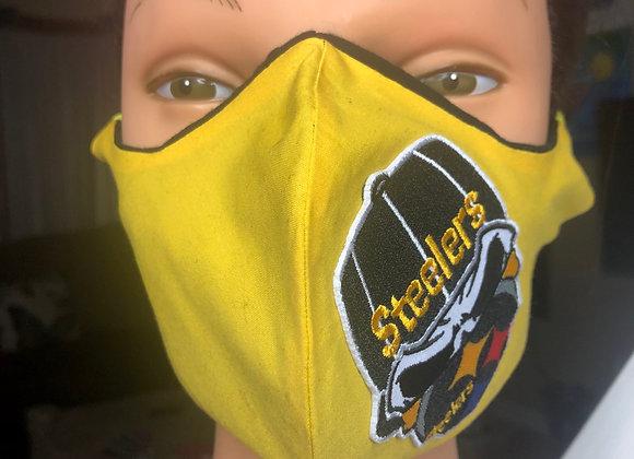 Steelers Swag Mask