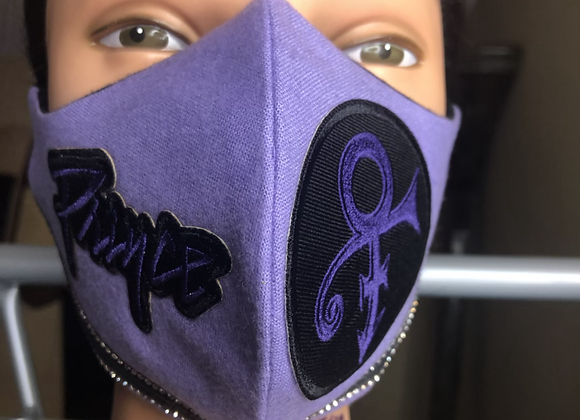 Crystal Prince Swag Mask