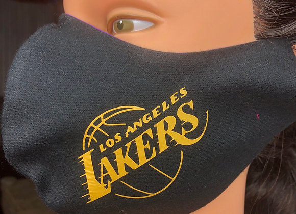 Lakers Swag Mask