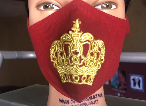 Royal Swag Mask