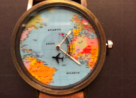 Map 🗺 watch