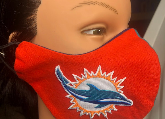 Dolphins Swag Mask