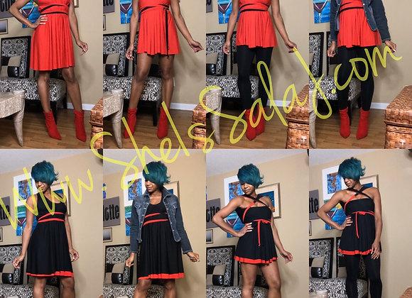 Reversible Dress Mini