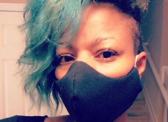 Black Swag Mask