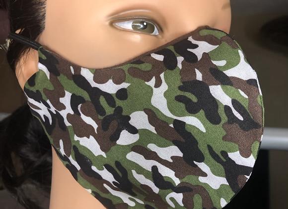 Camo Swag Mask