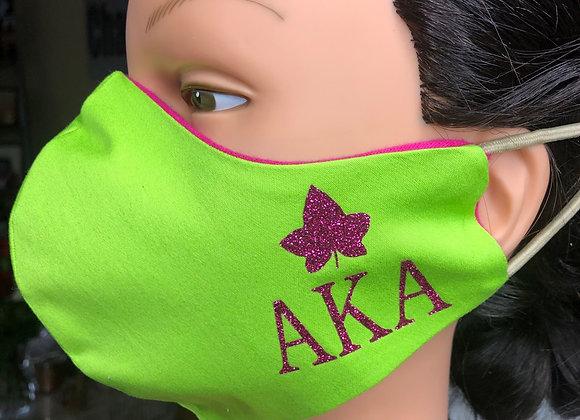 AKA Ivy Swag Mask