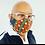 Thumbnail: Dashiki Swag Mask as seen on Tabitha Brown