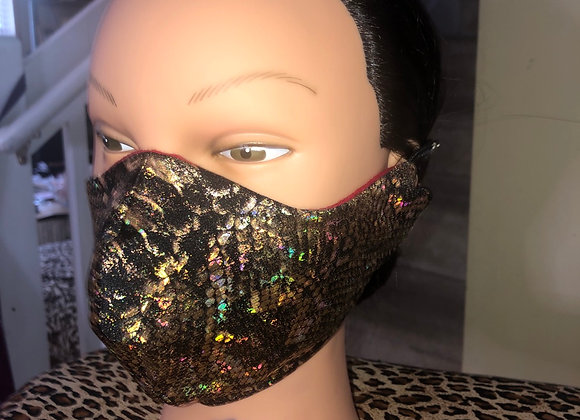 Fancy Swag Mask