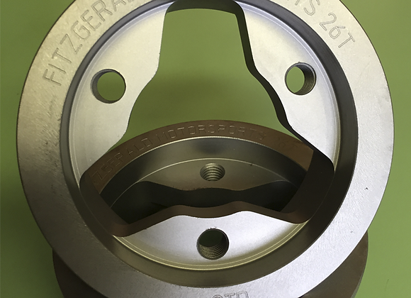 STANDARD 26 TOOTH PULLEY